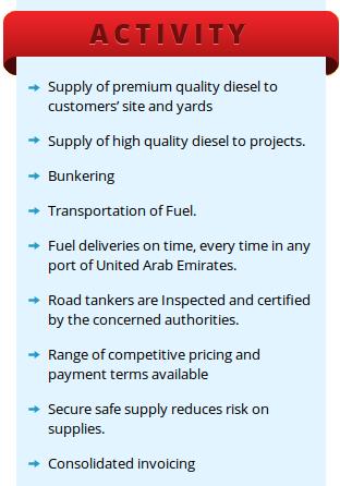 Pure Oil Trading LLC
